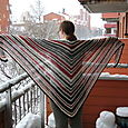 Stash Shawl