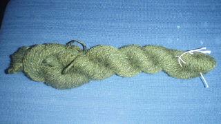 3-trådigt grönt