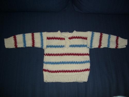 Pippi sweater