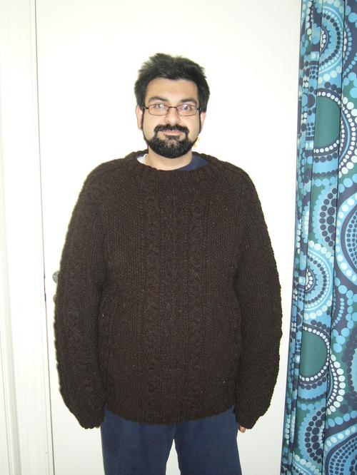 Amirs tröja
